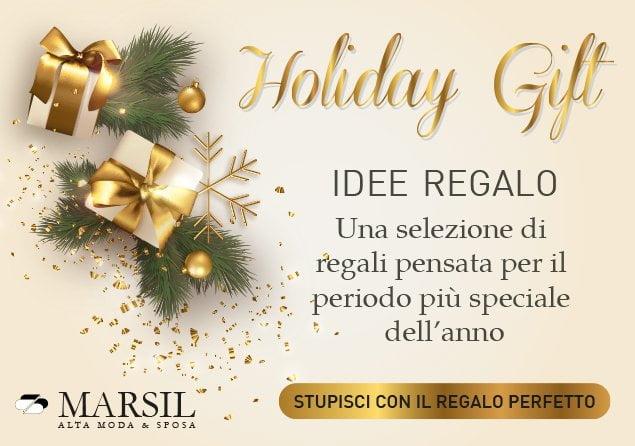 Idee regalo Natale 2020 - Marsil Moda Roma